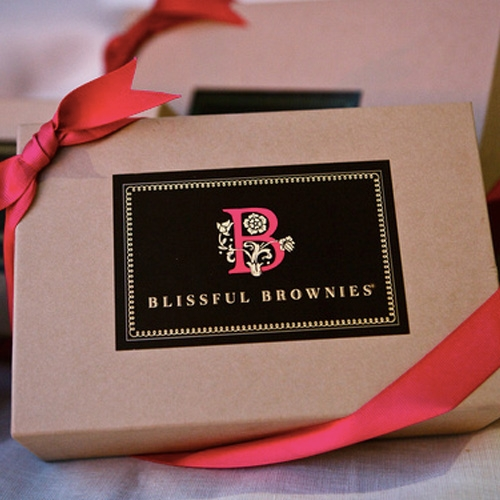 Six Brownie Box