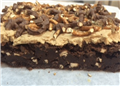 Peanut Butter Pretzel Brownie